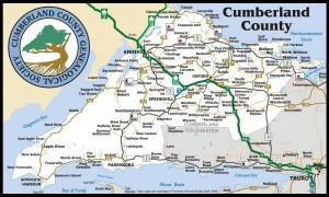 Cumberland County Map