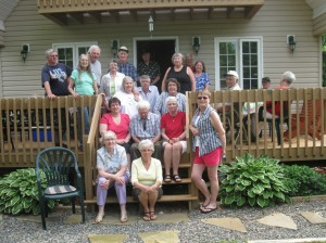 Thanks to Rick & Shirley King for hosting this event for our members, read more in the June Cumberland Roots newsletter